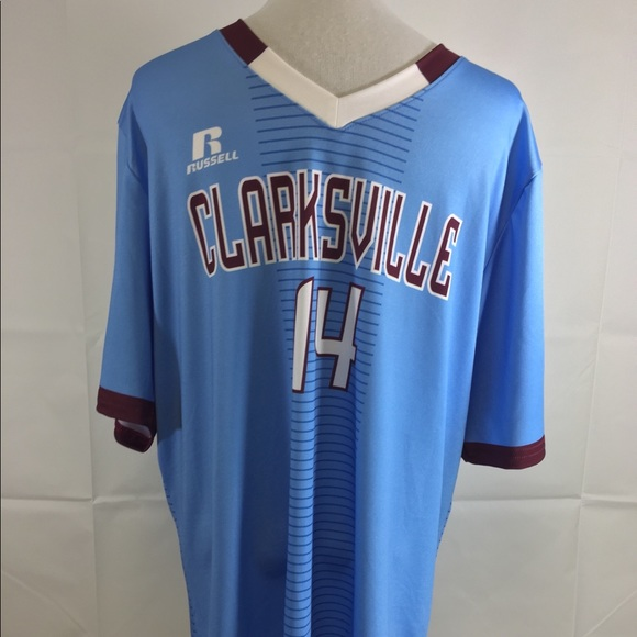 678b834ef Russell Athletic Clarksville Soccer Jersey  14
